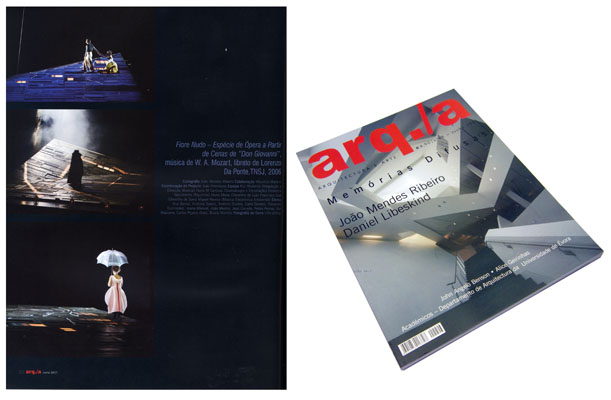 arq./a magazine. june 2007